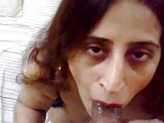 blowjob cum swallowing