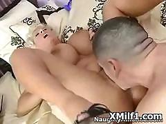 Kinky Hot Milf Seduced And..