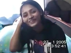 Desi Indian girl fianc�..