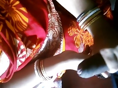 Indian Comely housewife..
