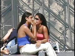 Indian Establishing Girls..