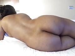 Obese ass girl blarney sucking