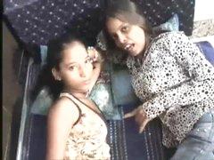 Tina with sheetal 1