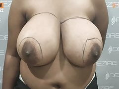 Chubby Breasts Real Indian..