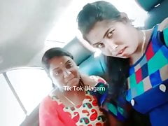 Tamil Lesibian girls TikTok..