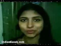 Indian hot babe sahiba blows..